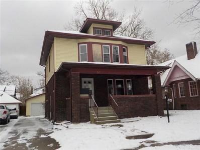 834 E 7TH Street, Flint, MI 48503 - MLS#: 218115768