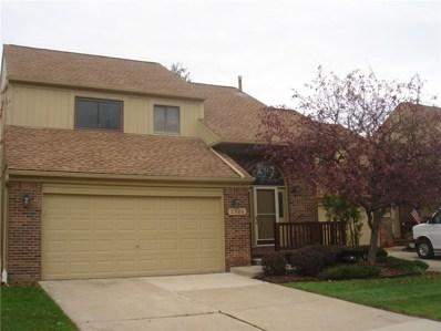 2160 Rochelle Park Drive, Rochester Hills, MI 48309 - MLS#: 218115780