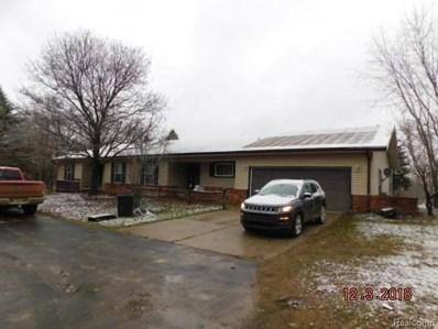 9482 Stelzer Road, Cohoctah Twp, MI 48855 - MLS#: 218115798