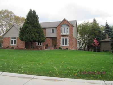 414 Silvervale Drive, Rochester Hills, MI 48309 - MLS#: 218115853