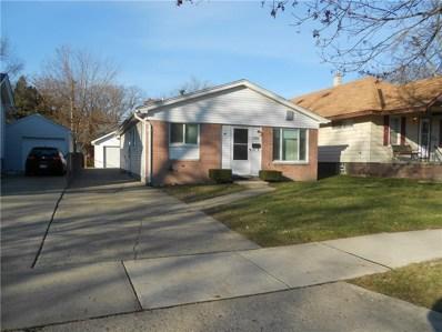 1106 S Wilson Avenue, Royal Oak, MI 48067 - MLS#: 218115876
