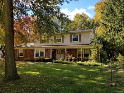 6146 Pinecroft Drive, West Bloomfield Twp, MI 48322 - MLS#: 218115898