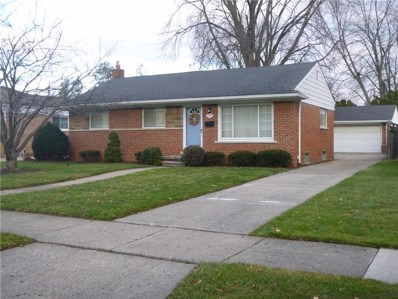 2379 Longmeadow Drive, Trenton, MI 48183 - MLS#: 218116028
