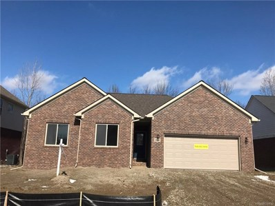 20843 Oakridge, Clinton Twp, MI 48036 - MLS#: 218116041