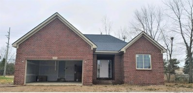 38578 Blueberry Court, Clinton Twp, MI 48036 - MLS#: 218116240