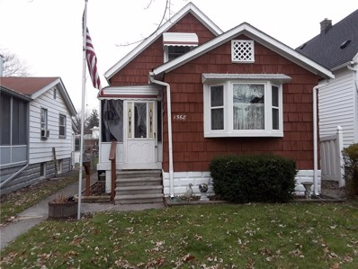 1568 Chestnut Street, Wyandotte, MI 48192 - MLS#: 218116287