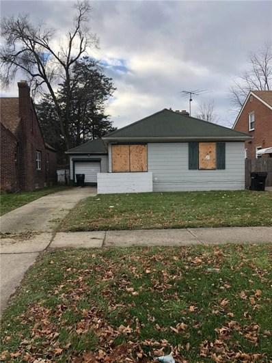 16755 Harlow Street, Detroit, MI 48235 - MLS#: 218116293