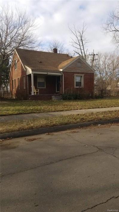 5831 Brace Street, Detroit, MI 48228 - MLS#: 218116310