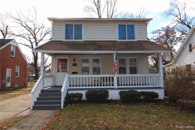 66 Sylvan Avenue, Pleasant Ridge, MI 48069 - MLS#: 218116315