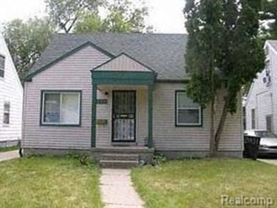 21425 Pembroke Avenue, Detroit, MI 48219 - MLS#: 218116483