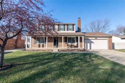 8813 Essen Drive, Sterling Heights, MI 48314 - MLS#: 218116858