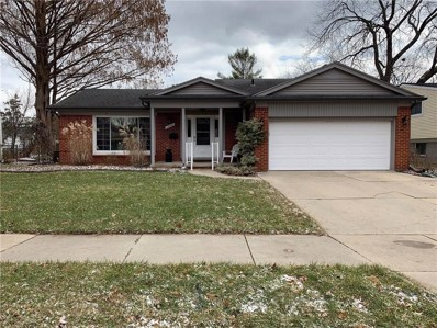 15048 Maplewood Lane, Plymouth Twp, MI 48170 - MLS#: 218116882