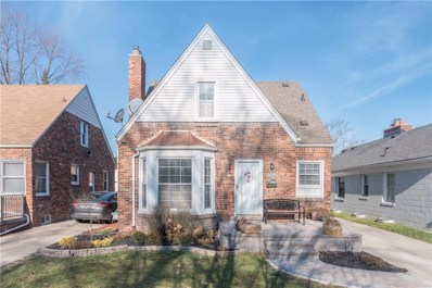 23710 Cherry Hill Street, Dearborn, MI 48124 - MLS#: 218116910