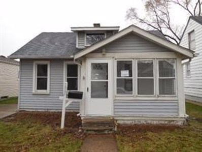 1865 Russell Avenue, Lincoln Park, MI 48146 - MLS#: 218116969