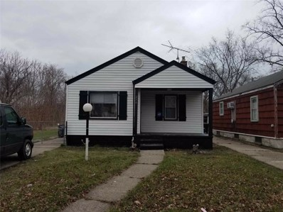 256 Marlborough Street, Detroit, MI 48215 - MLS#: 218117050
