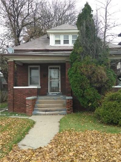 5768 Burns Street, Detroit, MI 48213 - MLS#: 218117075