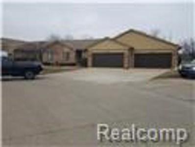 37196 Glenbrook Drive, Clinton Twp, MI 48036 - MLS#: 218117564