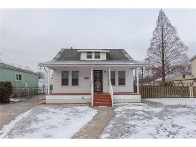 5402 Croissant Street, Dearborn Heights, MI 48125 - MLS#: 218117572