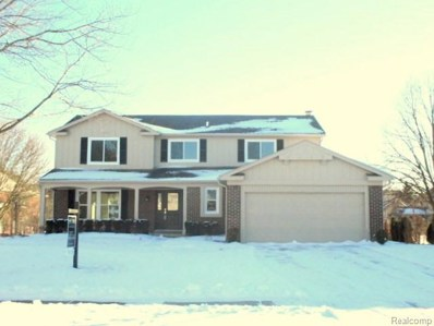 1059 Fountain Drive, Troy, MI 48098 - MLS#: 218117575