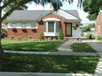 28418 N Clements Circle, Livonia, MI 48150 - MLS#: 218117619
