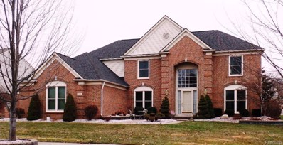 558 Country Club Lane, Canton Twp, MI 48188 - MLS#: 218117708