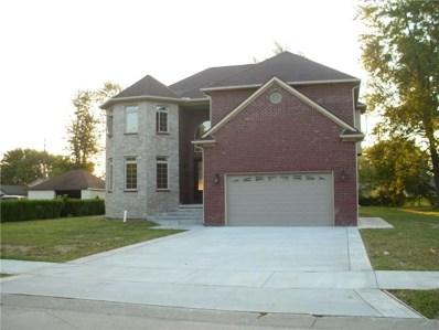 37290 Saint Joseph Drive, Sterling Heights, MI 48310 - MLS#: 218117860