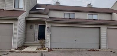 629 Ashley Circle UNIT 135, Rochester Hills, MI 48307 - MLS#: 218117880