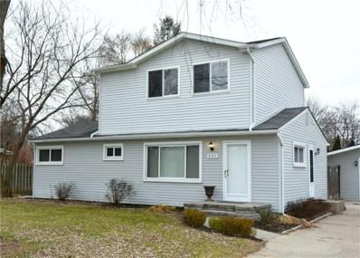3185 Gerald Avenue, Rochester Hills, MI 48307 - MLS#: 218117893