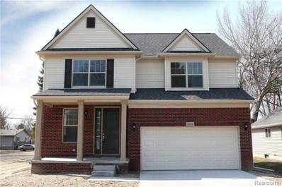 3098 Gerald Avenue, Rochester Hills, MI 48307 - MLS#: 218118192