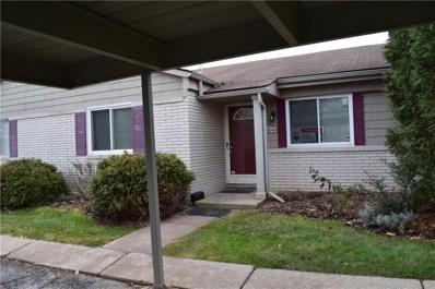 26049 Franklin Pointe Drive, Southfield, MI 48034 - #: 218118287