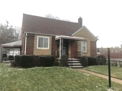 19904 Manor Street, Detroit, MI 48221 - MLS#: 218118296