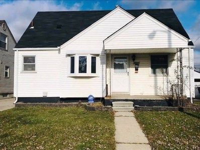 852 Cleveland, Lincoln Park, MI 48146 - MLS#: 218118357