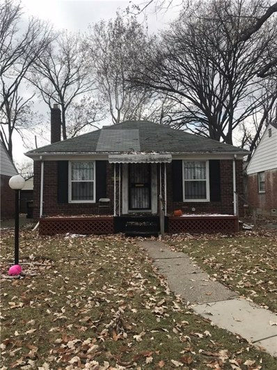 19351 Sussex Street, Detroit, MI 48235 - MLS#: 218118434