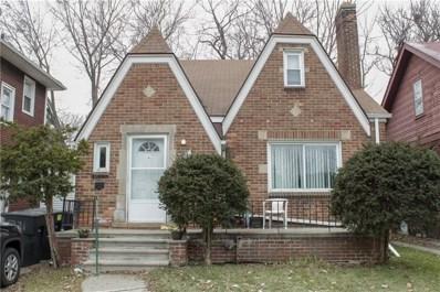 9331 Mendota Street, Detroit, MI 48204 - MLS#: 218118604