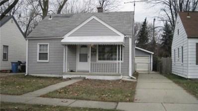 24698 Annapolis Street, Dearborn Heights, MI 48125 - MLS#: 218118711