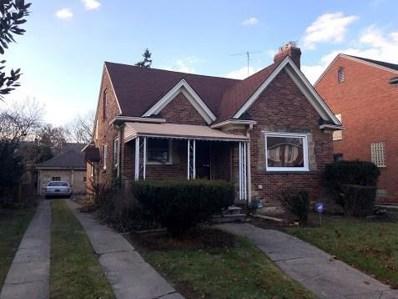 16851 Kentfield Street, Detroit, MI 48219 - MLS#: 218118950