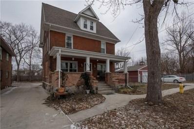 923 Oak Street, Flint, MI 48503 - MLS#: 218119329