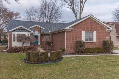 16215 18 Mile Road, Clinton Twp, MI 48038 - MLS#: 218119381