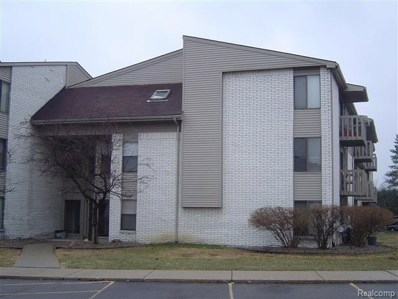 32013 W 12 Mile Road UNIT 313, Farmington Hills, MI 48334 - MLS#: 218119988