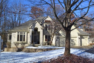 2606 Alden Court, West Bloomfield Twp, MI 48324 - MLS#: 219000144