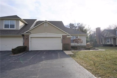 46441 Killarney Court UNIT 6, Canton Twp, MI 48188 - MLS#: 219000223
