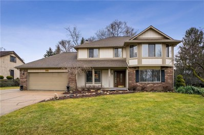 7936 Rampart Trail, Waterford Twp, MI 48327 - MLS#: 219000394
