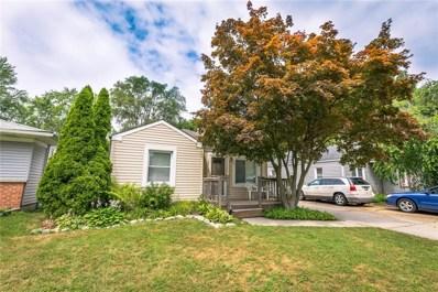 20129 Rensellor Street, Livonia, MI 48152 - MLS#: 219000495