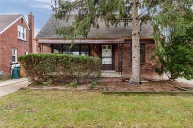 1727 Riverbank Street, Lincoln Park, MI 48146 - MLS#: 219000555