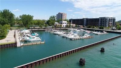 250 E Harbortown Drive UNIT 1011, Detroit, MI 48207 - MLS#: 219000583