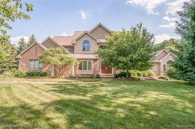 7605 Devins Ridge, Independence Twp, MI 48348 - #: 219000741