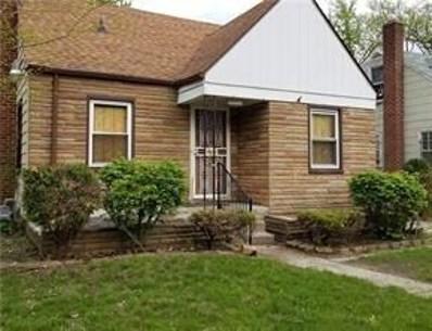 20066 Rosemont Avenue, Detroit, MI 48219 - MLS#: 219000750