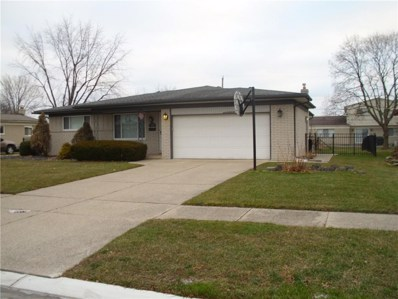 36630 Thomas Drive, Sterling Heights, MI 48312 - MLS#: 219000763
