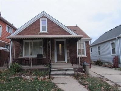 6634 Yinger Avenue, Dearborn, MI 48126 - MLS#: 219000795