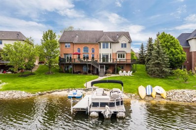 17577 Parkshore Drive, Northville Twp, MI 48168 - MLS#: 219000926